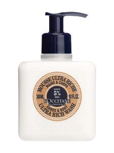 Loccitane - Shea Ultra Rich Hand & Body Wash -suihkusaippua 300 ml - null | Stockmann