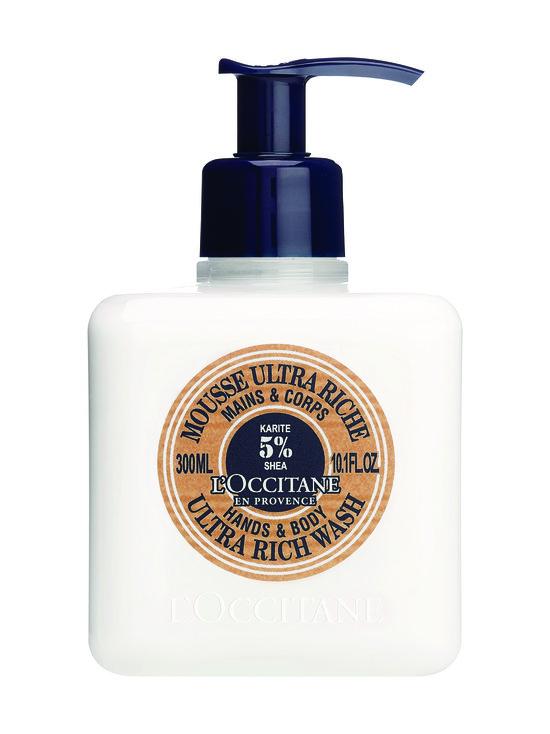 Loccitane - Shea Ultra Rich Hand & Body Wash -suihkusaippua 300 ml - 1 | Stockmann - photo 1