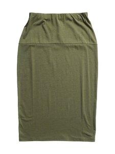 Superdry - Classic Jersey Midi Skirt -hame - NY8 MOSS KHAKI | Stockmann