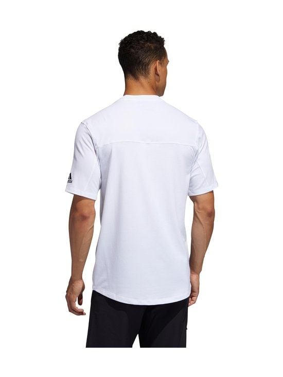 adidas Performance - City Base Tee -paita - WHITE | Stockmann - photo 3