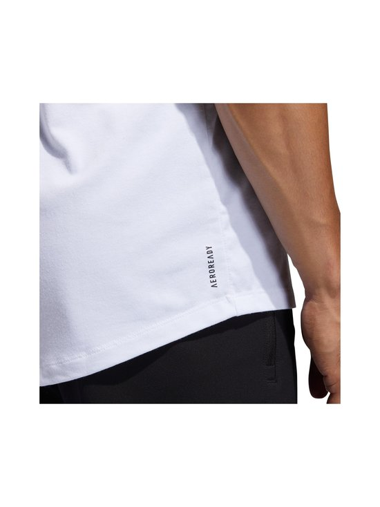 adidas Performance - City Base Tee -paita - WHITE | Stockmann - photo 6