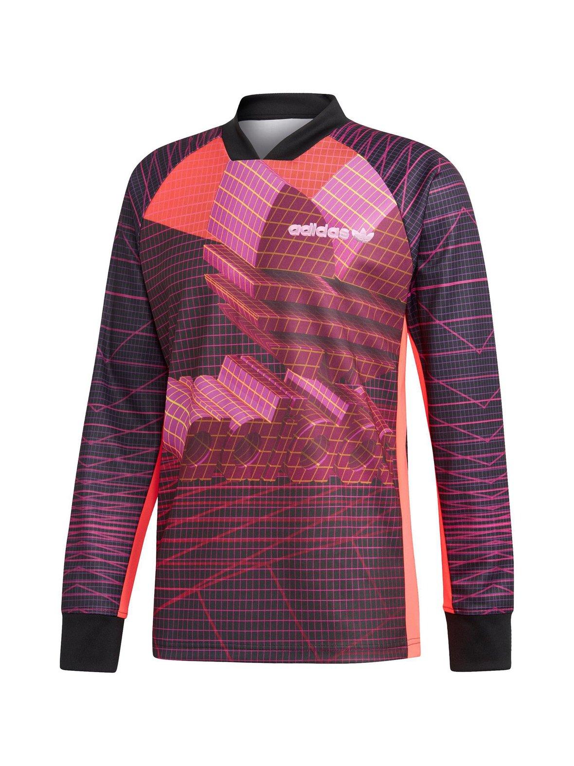 Multicolor adidas Originals M 3D Goalie -paita  6a9adac67