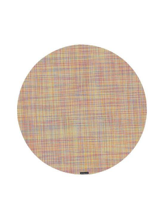 Chilewich - Tabletti ø 38cm - KELTAINEN | Stockmann - photo 1