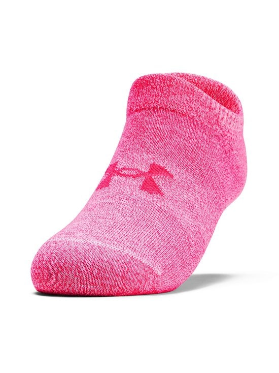Under Armour - Essentials No Show -sukat 6-pack - EXUBERANT PINK / BETA / EXUBERANT PINK | Stockmann - photo 1