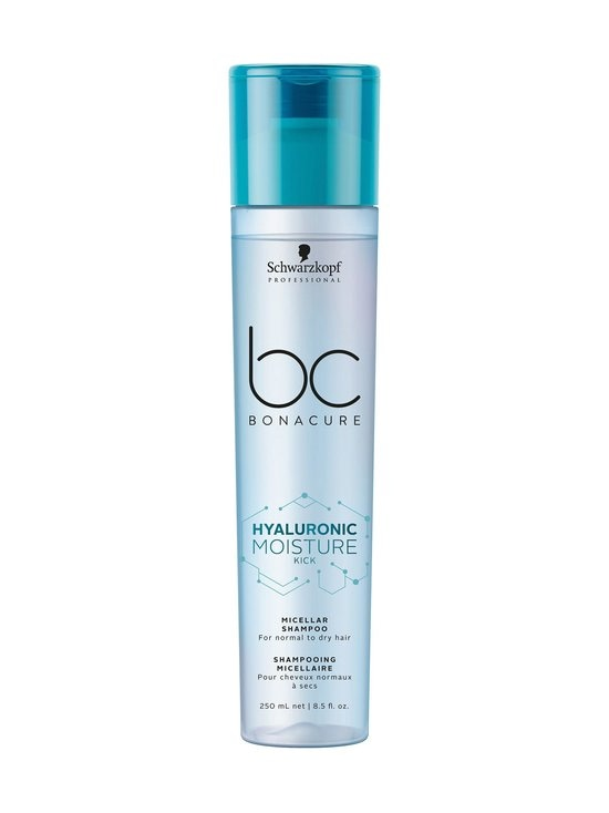 Schwarzkopf Professional - Hyaluronic Moisture Kick Micellar Shampoo 250 ml - NOCOL   Stockmann - photo 1