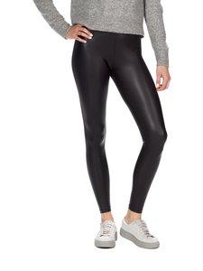 Pieces - PcNew Shiny -leggingsit - BLACK (MUSTA) | Stockmann