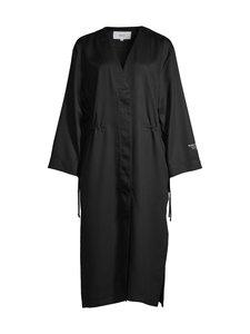 Makia - Makia x Von Wright Flowers Coat Dress -mekko - BLACK | Stockmann