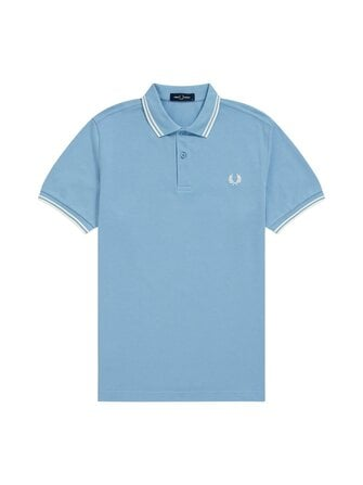 Twin Tipped FP Shirt - Fred Perry