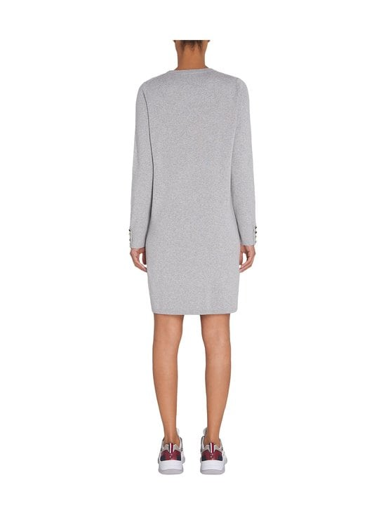 Tommy Hilfiger - Soft Cotton Dress -mekko - PKH LIGHT GREY HEATHER | Stockmann - photo 2