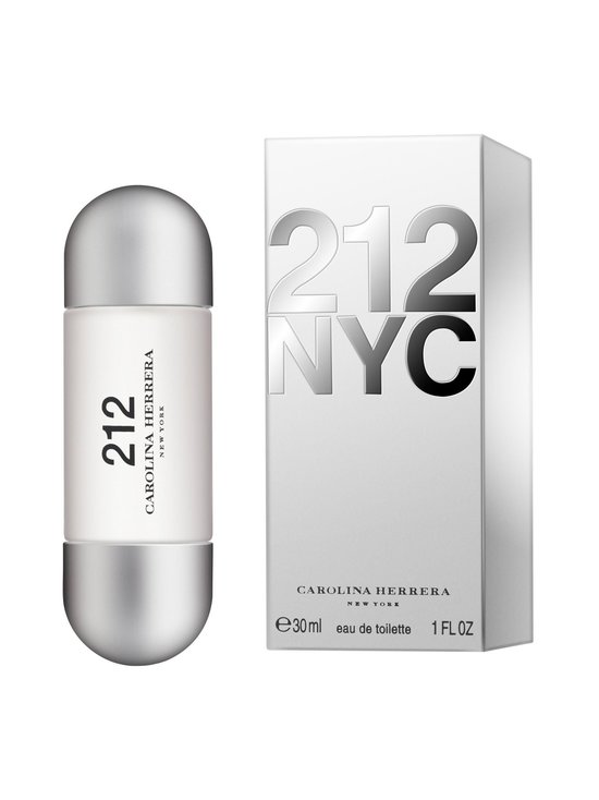 Carolina Herrera - 212 EdT -tuoksu 30 ml - null | Stockmann - photo 1