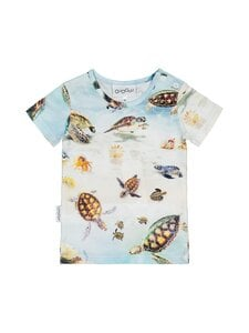 Gugguu - Print T-shirt -paita - TURTLES | Stockmann
