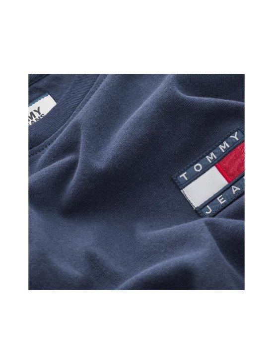 Tommy Jeans - Tommy Badge Organic Cotton T-Shirt -paita - C87 TWILIGHT NAVY | Stockmann - photo 5