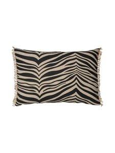 Classic Collection - Zebra-koristetyyny 40 x 60 cm - BLACK/NATURAL | Stockmann