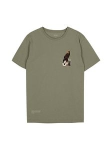 Makia - Makia x Von Wright Eagle -paita - OLIVE | Stockmann