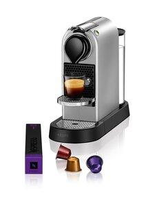 Nespresso - Citiz -kapselikahvinkeitin By Krups - SILVER | Stockmann