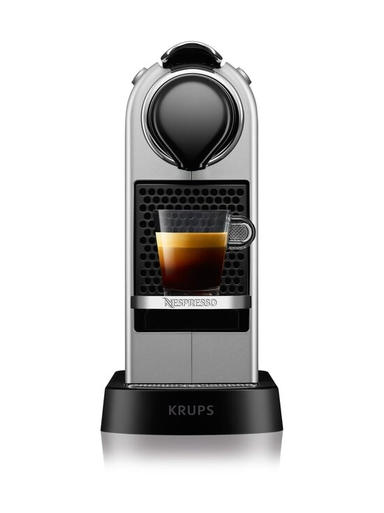 Nespresso - Citiz -kapselikahvinkeitin By Krups - SILVER   Stockmann - photo 3
