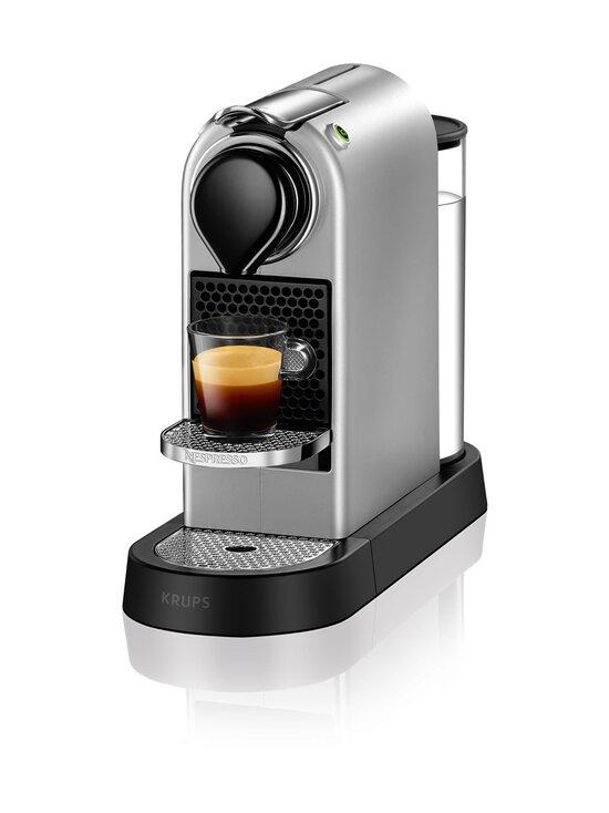 Nespresso - Citiz -kapselikahvinkeitin By Krups - SILVER   Stockmann - photo 4