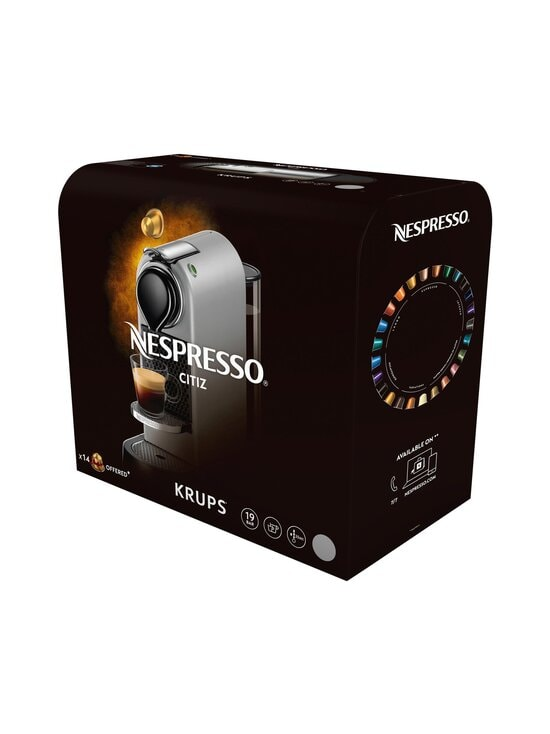 Nespresso - Citiz -kapselikahvinkeitin By Krups - SILVER   Stockmann - photo 8