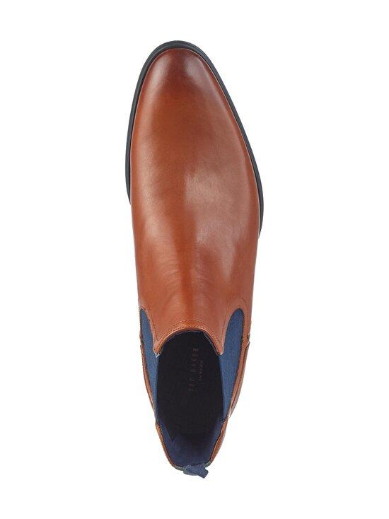 Ted Baker London - Tradd Elastic Boot -nahkanilkkurit - 27 TAN | Stockmann - photo 2