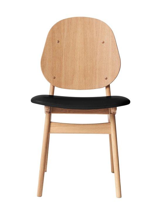 Warm Nordic - Noble Dining -tuoli - BLACK PRESCOTT LEATHER | Stockmann - photo 1