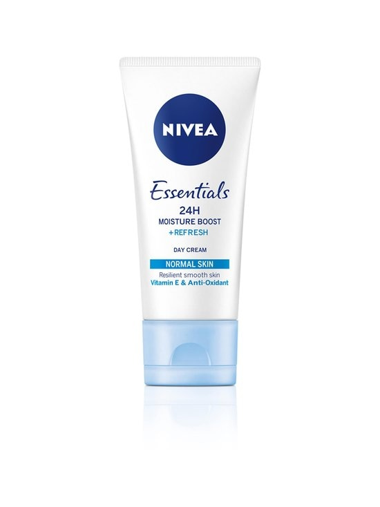 NIVEA - Essentials 24 h Moisture Boost + Refresh Day Cream -päivävoide 50 ml - null | Stockmann - photo 1