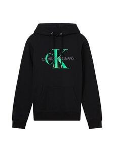 Calvin Klein Jeans - Monogram Regular Hoodie -huppari - BEH CK BLACK   Stockmann