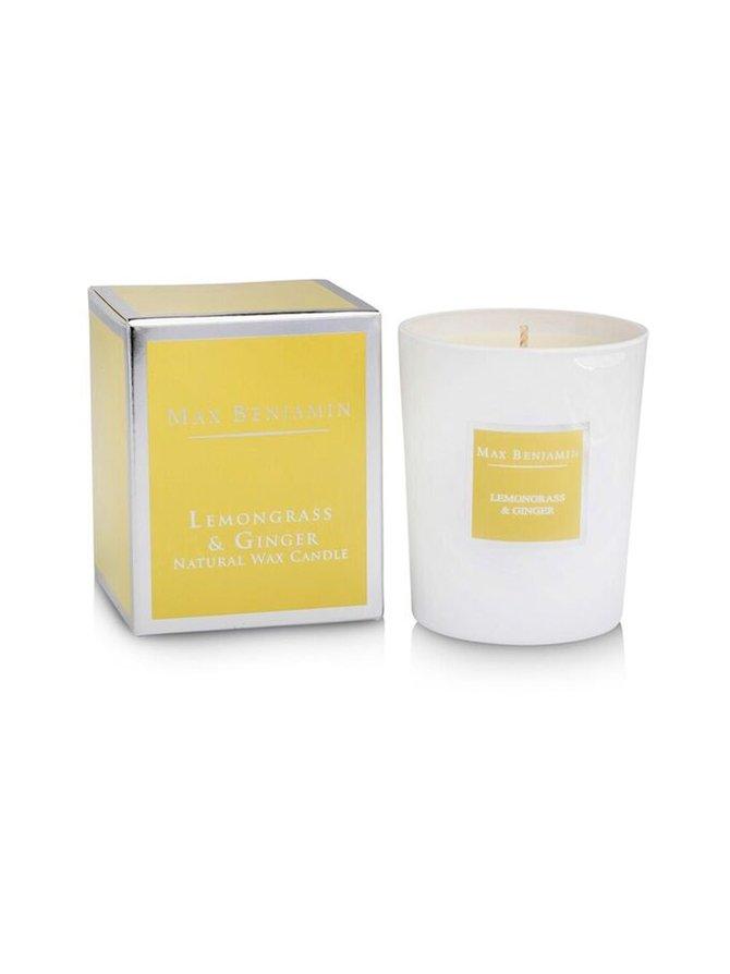 Lemongrass Ginger -tuoksukynttilä 190 g