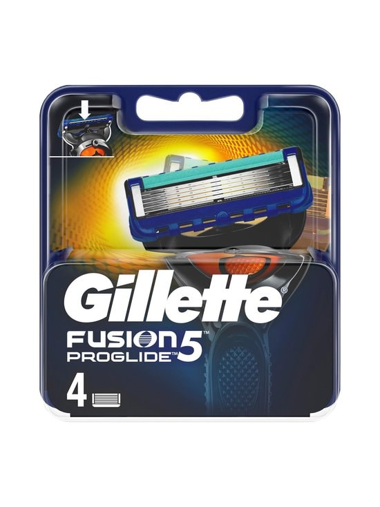 Gillette - Fusion5 ProGlide Manual -vaihtoterä 4 kpl - NOCOL | Stockmann - photo 1