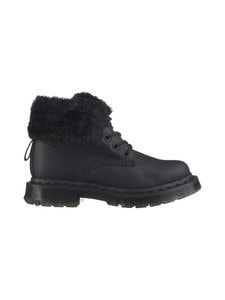 Dr. Martens - 1460 Kolbert Wintergrip DM's -nilkkurit - 1460 KOLBERT BLACK SNOWPLOW WP+WAXY WATERPROOF SUEDE | Stockmann