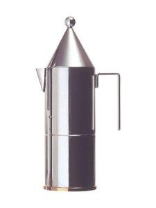 Alessi - 3 kupin La Conica -espressopannu - TERÄS | Stockmann