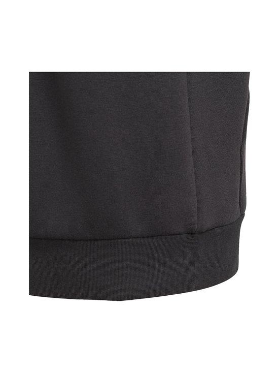 adidas Performance - Essentials 3 Stripes Hoodie -huppari - BLACK/WHITE | Stockmann - photo 3