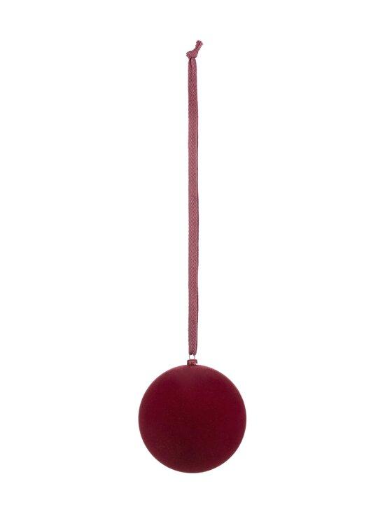 Nordstjerne - Velvety Tone, Large -joulukoriste 12 cm - RED   Stockmann - photo 1