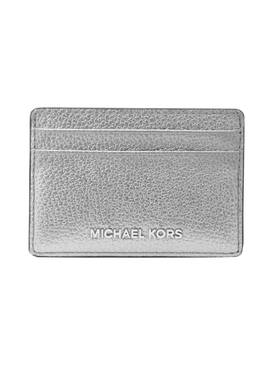 Michael Michael Kors - Jet Set Card Holder -korttikotelo - 040 SILVER | Stockmann - photo 1