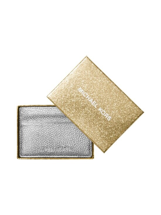 Michael Michael Kors - Jet Set Card Holder -korttikotelo - 040 SILVER | Stockmann - photo 3
