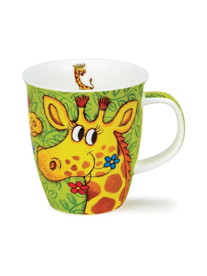 Nevis Safari Giraffe -muki 0,48 l