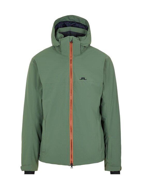 J.Lindeberg - Truuli Ski Jacket -takki - M435 THYME GREEN | Stockmann - photo 1