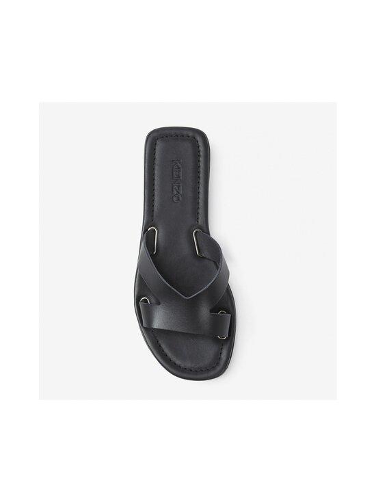 Kenzo - Opanka Flat Mule -sandaalit - 99 BLACK | Stockmann - photo 4