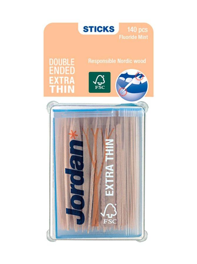 Extra Thin -hammastikku 140 kpl