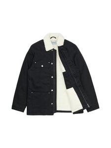 Carhartt WIP - Fairmount Coat Dearborn -takki - BLACK /RIGID | Stockmann