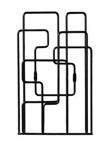 Maze - Little Saturday -lehtiteline - BLACK | Stockmann