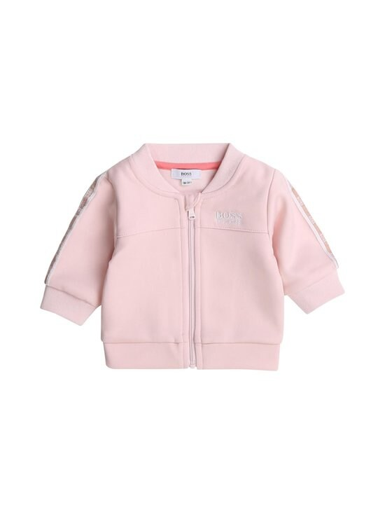 Hugo Boss Kidswear - Svetaritakki - 44L PINK PALE | Stockmann - photo 1