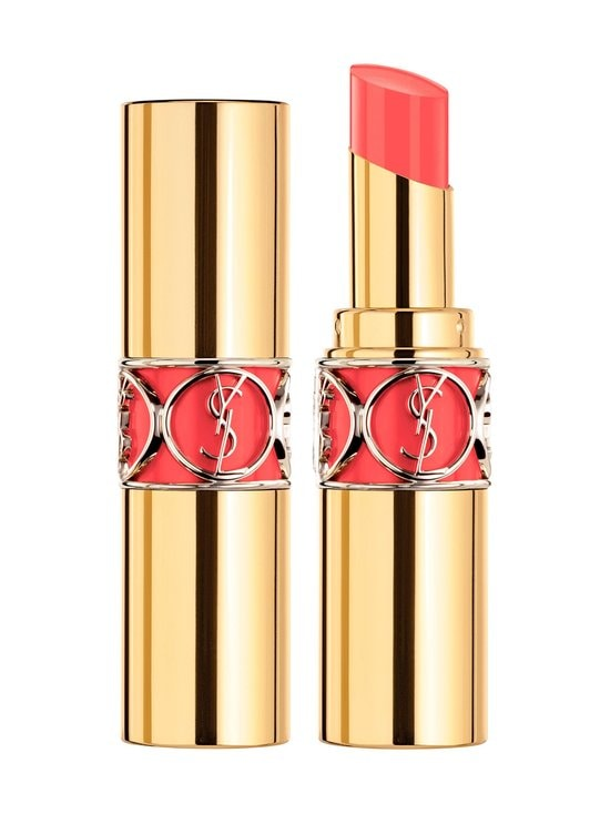 Yves Saint Laurent - Spring/Summer Look'20 Rouge Volupté Shine -huulipuna 3,2 g - 97 CORAL CRUSH | Stockmann - photo 1
