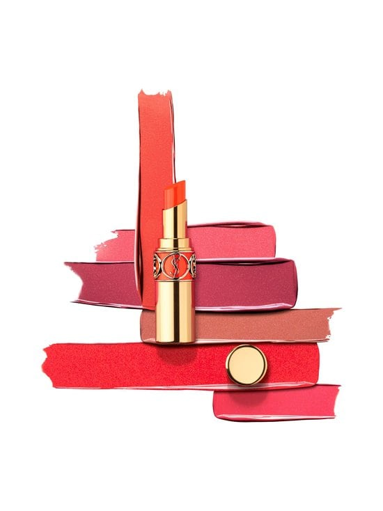 Yves Saint Laurent - Spring/Summer Look'20 Rouge Volupté Shine -huulipuna 3,2 g - 97 CORAL CRUSH | Stockmann - photo 3