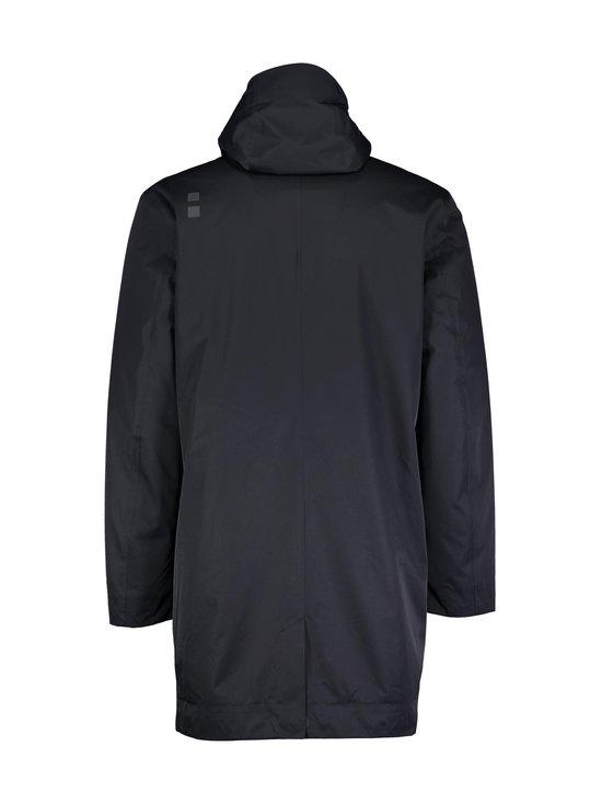 Ubr Technology+Tailoring - Black Storm II -takki - MUSTA | Stockmann - photo 2