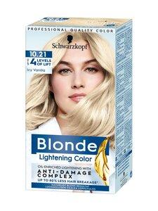 Schwarzkopf - Icy Vanilla Lightening Blonde 10.21 -vaalennusaine | Stockmann
