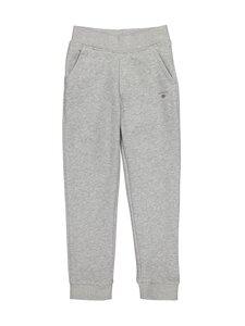 GANT - ORIGINAL SWEAT PANTS -collegehousut - 94 LIGHT GREY MELANGE | Stockmann