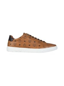 MCM - M Low Top New Court -sneakerit - CO COGNAC | Stockmann