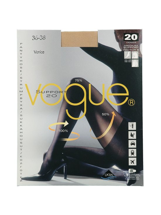 Vogue - Support 20 den -tukisukkahousut - RUSKEA | Stockmann - photo 1