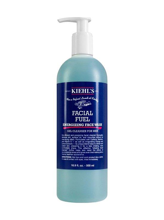 Kiehl's - Facial Fuel Energizing Face Wash -puhdistusaine kasvoille 500 ml - null   Stockmann - photo 1