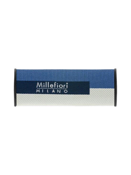 Millefiori - Icon Textile Geometric 45 Cold Water -ilmanraikastin autoon - BLUE   Stockmann - photo 1